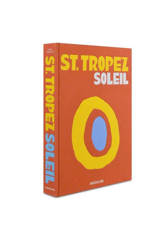 Book - St. Tropez Soleil