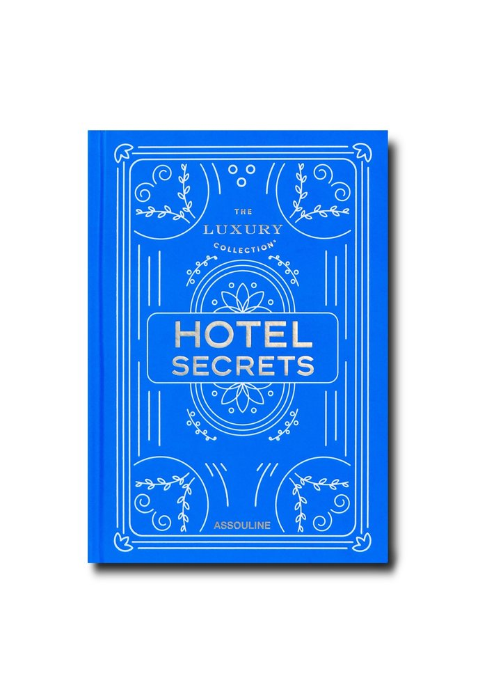 Book - The Luxury Collection: Hotel Secrets
