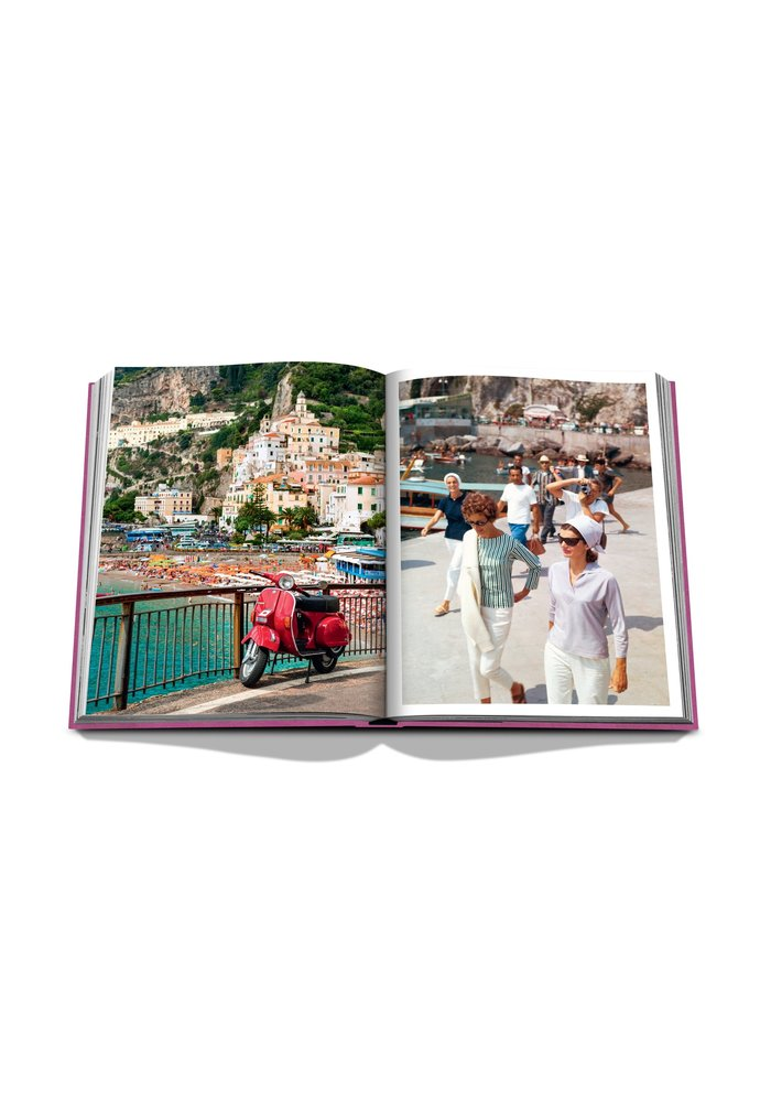Boek - Amalfi Coast
