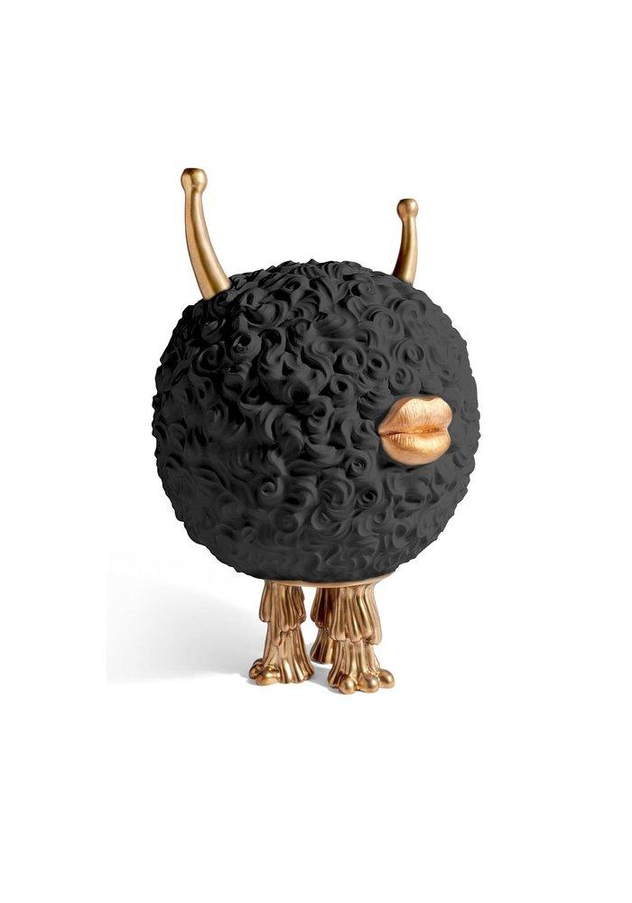 Haas Monster Incense Black Burner