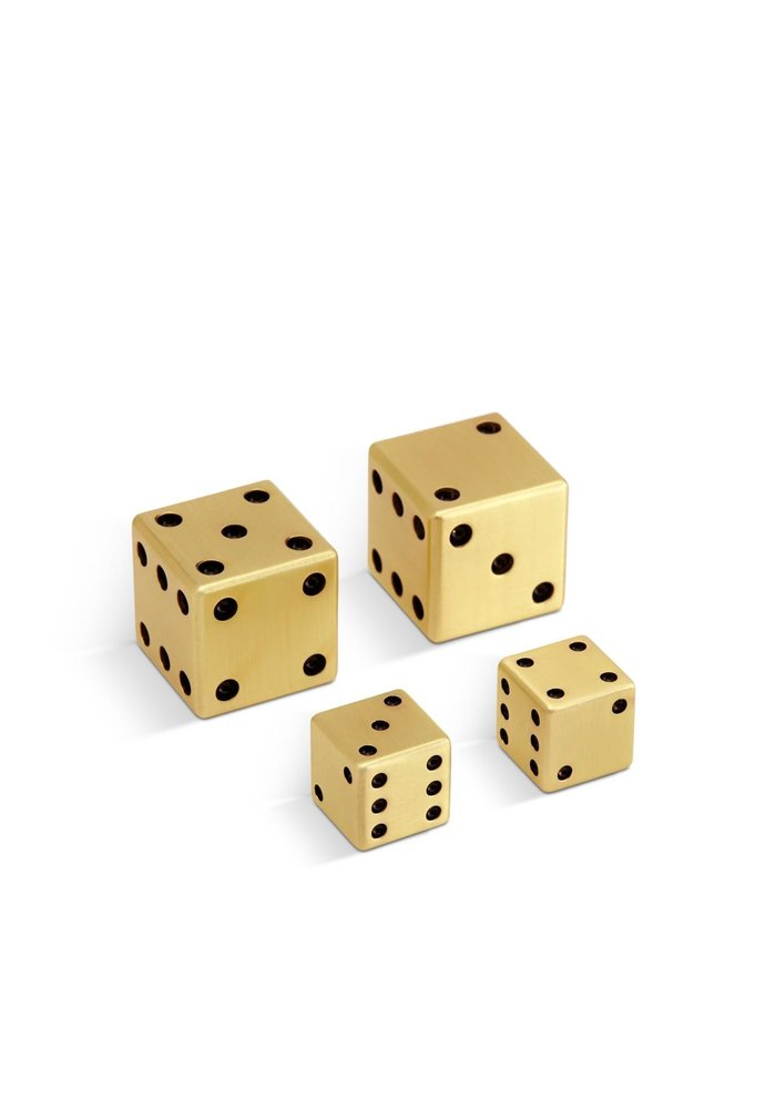 Dice (2 Pairs Small + Large)