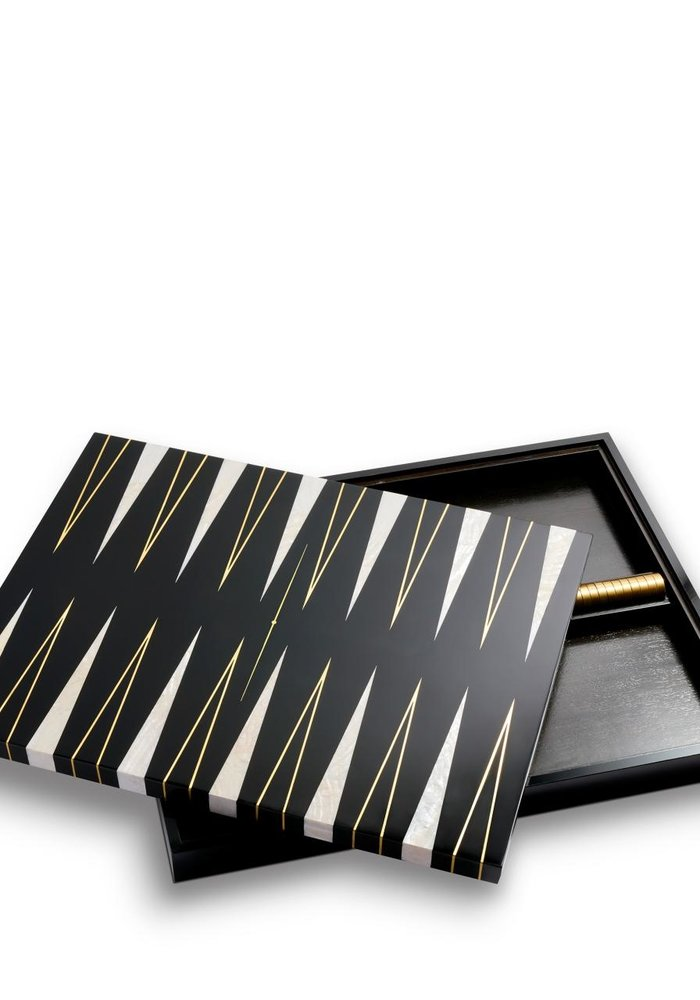 Backgammon speel set