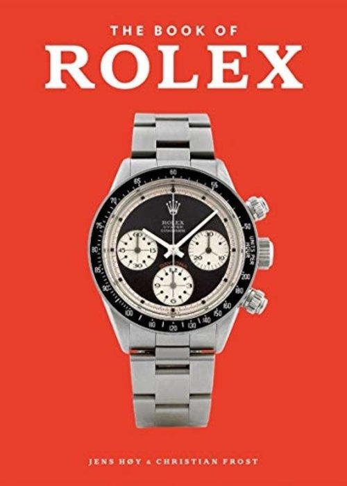 Boek - The Book of Rolex
