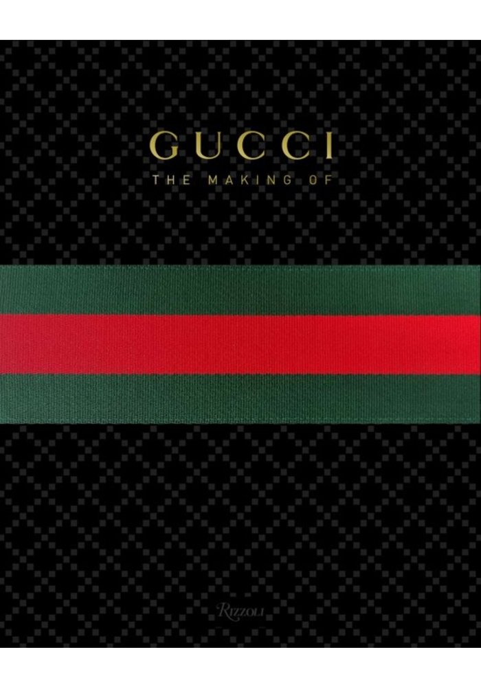Book - Gucci - The Making of