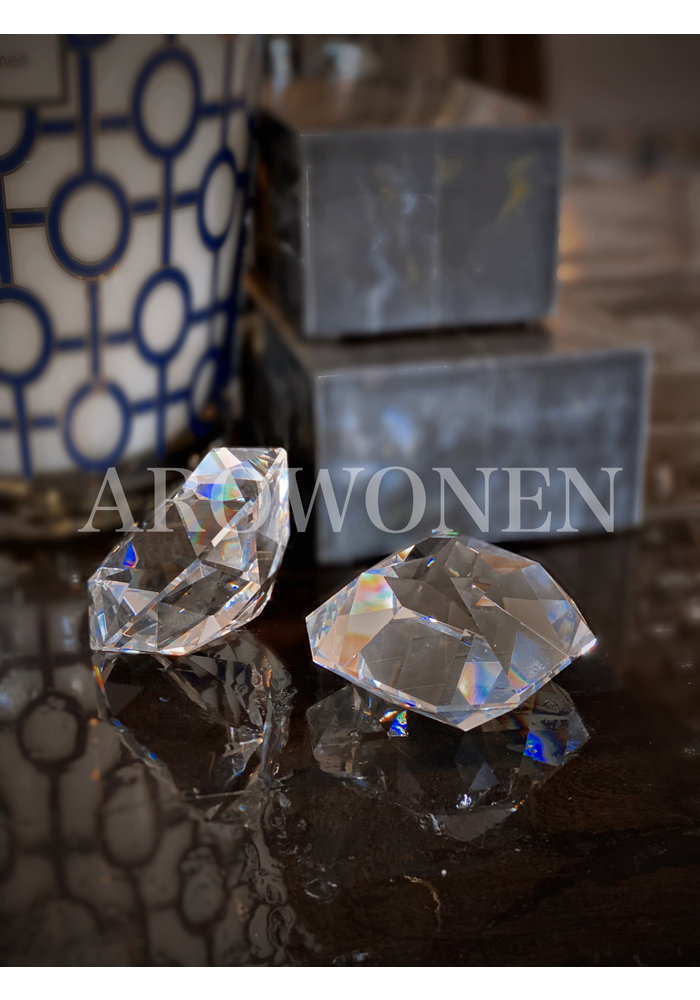 Decoratie Diamant  - Square