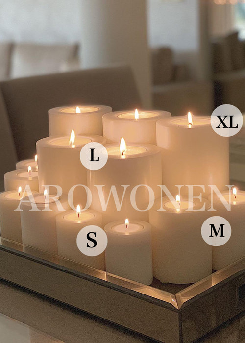 Artificial Candle - S