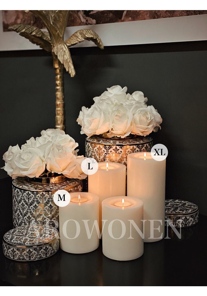 Artificial Candle - M