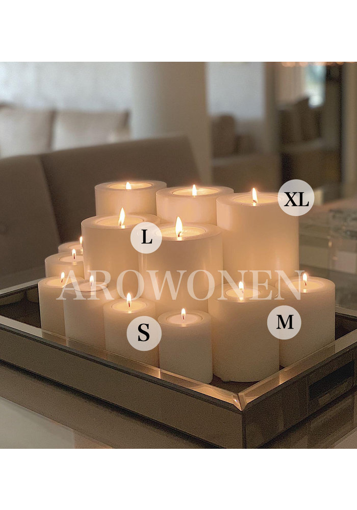 Artificial Candle - L