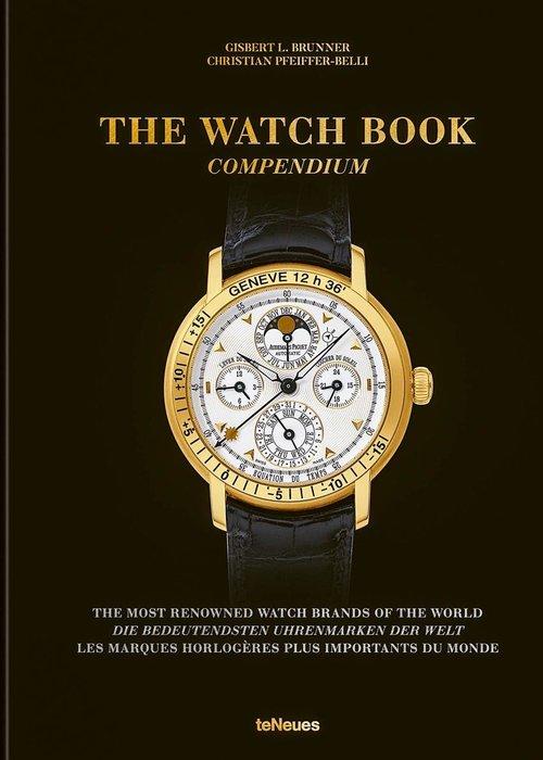 Boek - The Watch Book