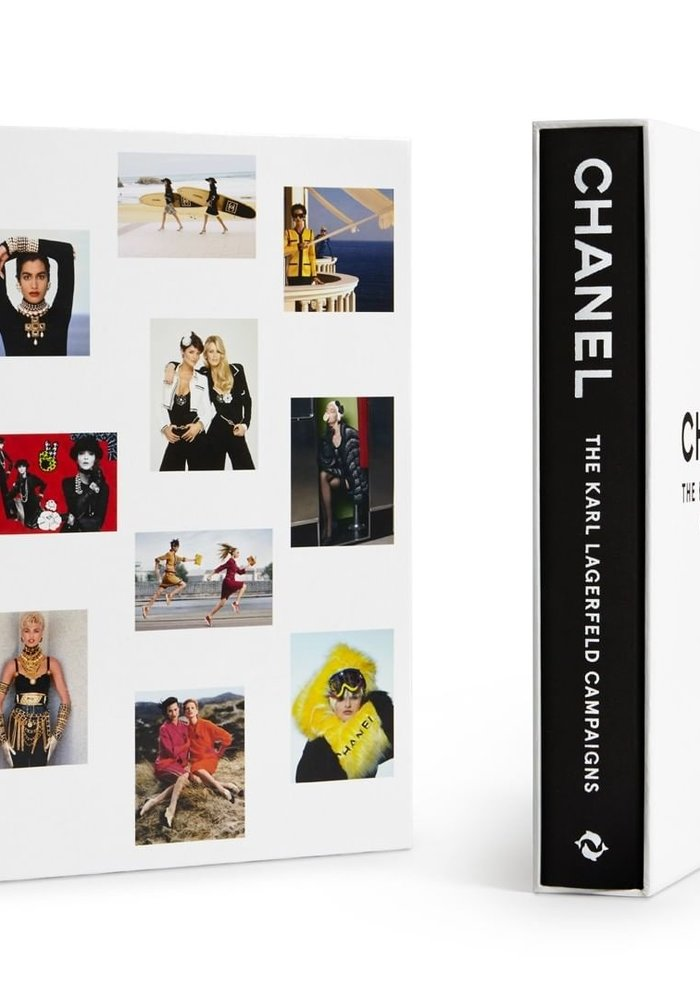 Chanel The Karl Lagerfeld Campaigns