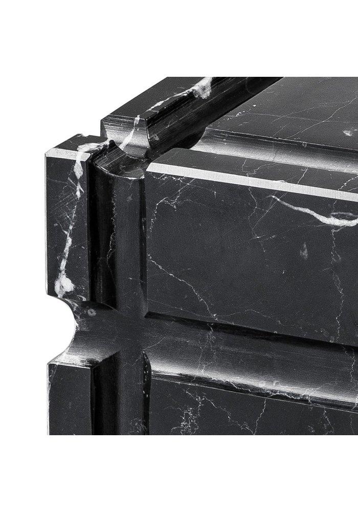 Asbak - Black Marble