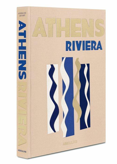 Assouline Book - Athens Riviera