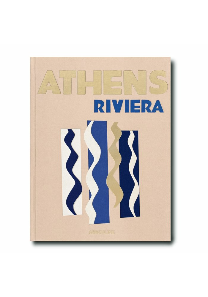 Boek - Athens Riviera