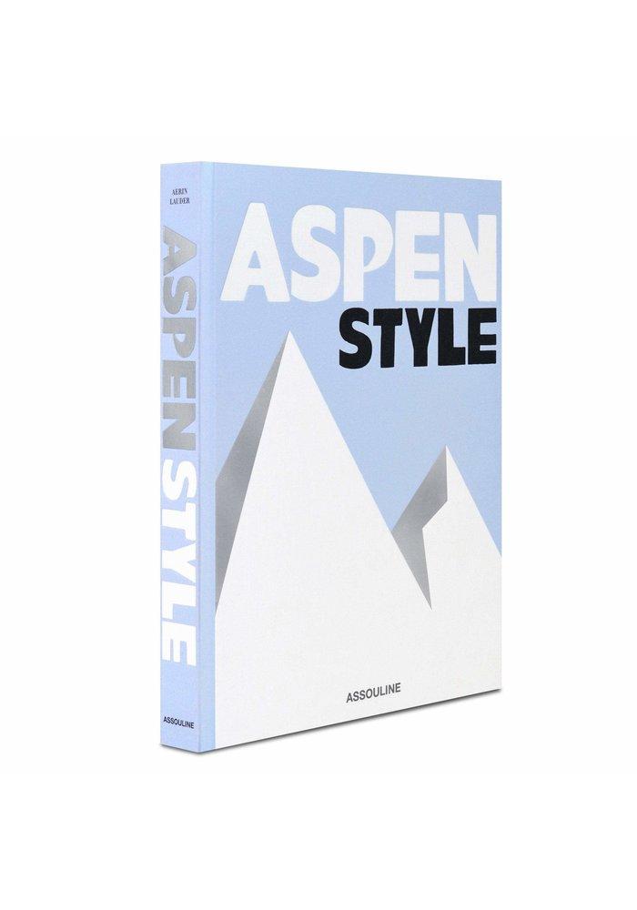 Boek - Aspen Style