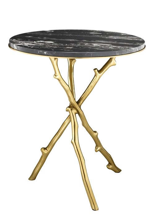 Side Table -  Golden branch