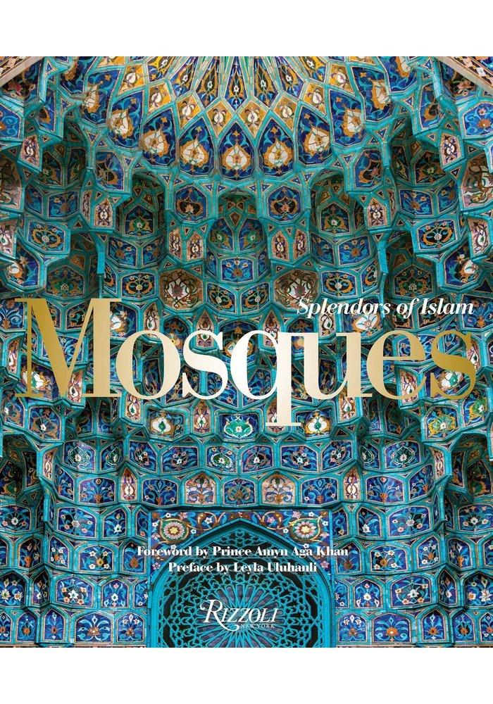 Boek - Mosques Splendors of Islam