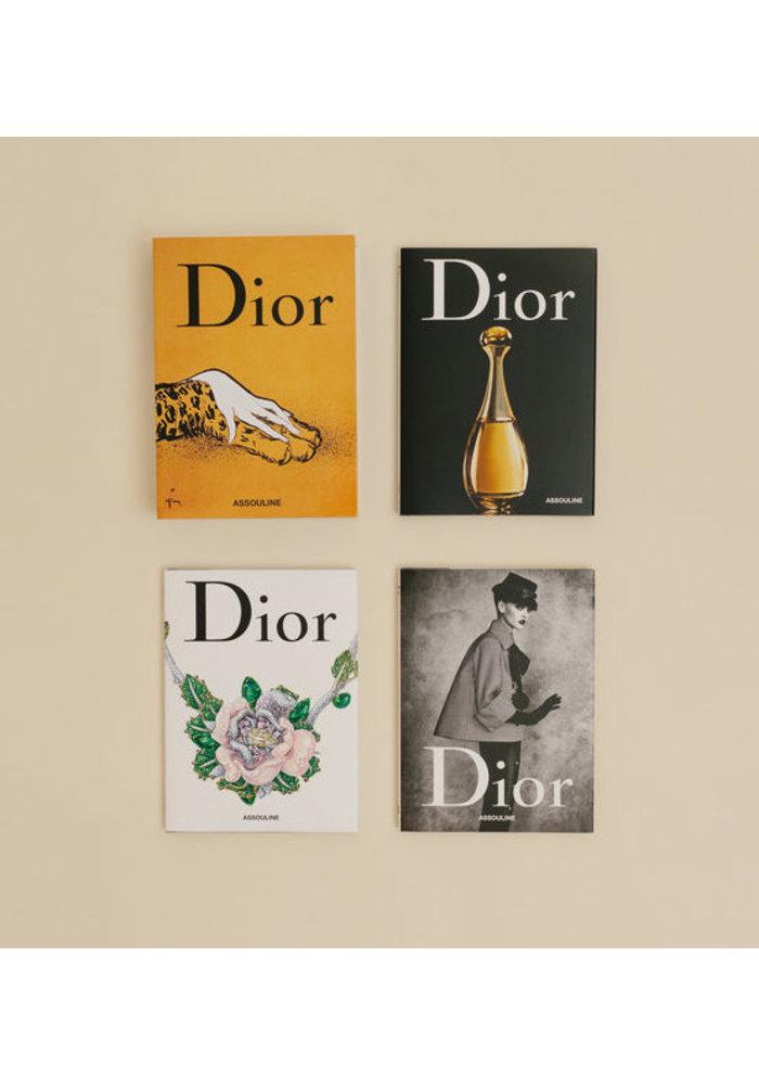 Dior 3 Volume Set in Slipcase: Fashion, Jewelry, and Perfume