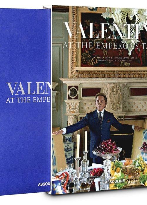 ✩ Boek - Valentino: At the Emperor's Table
