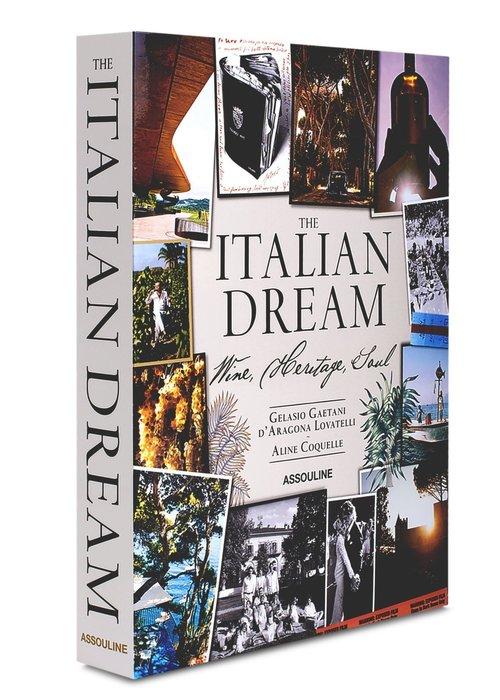 Boek - The Italian Dream