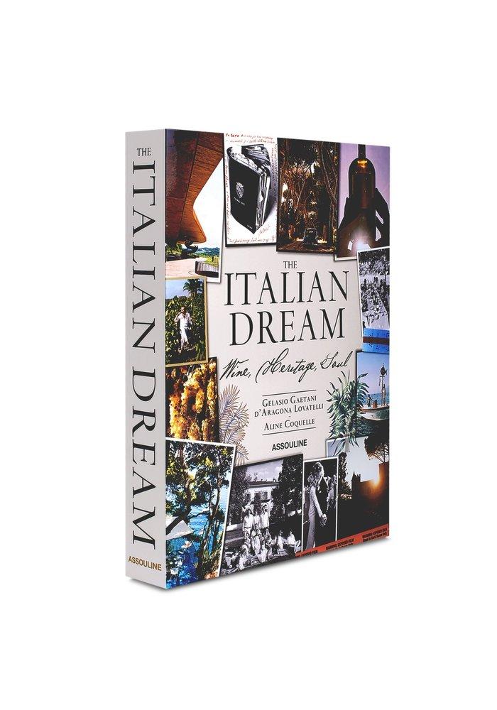 Book - The Italian Dream