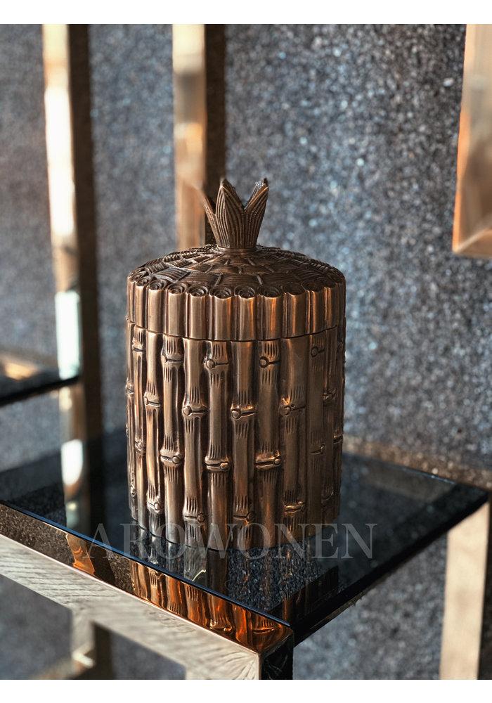 Box - Round the bamboo