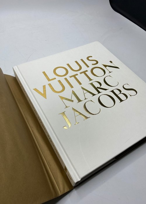 Boek - Louis Vuitton