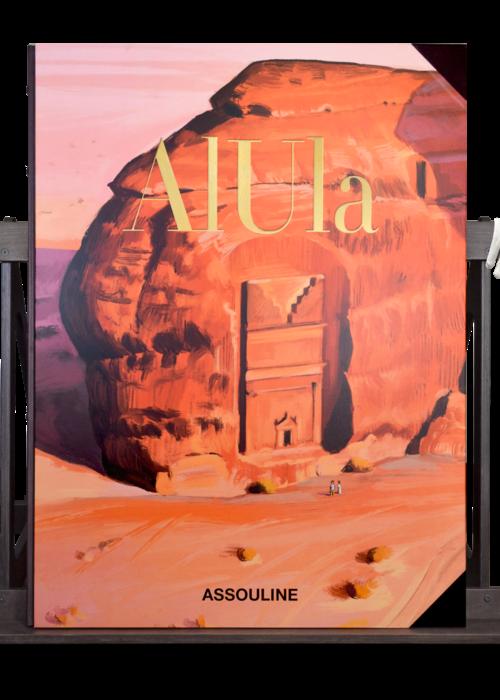 Boek - AlUla XXL