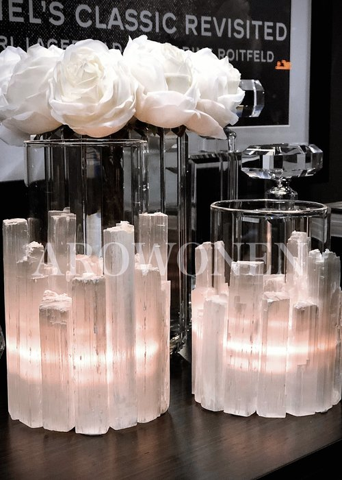 Tealight Holder / Vase  - Light me up  - L