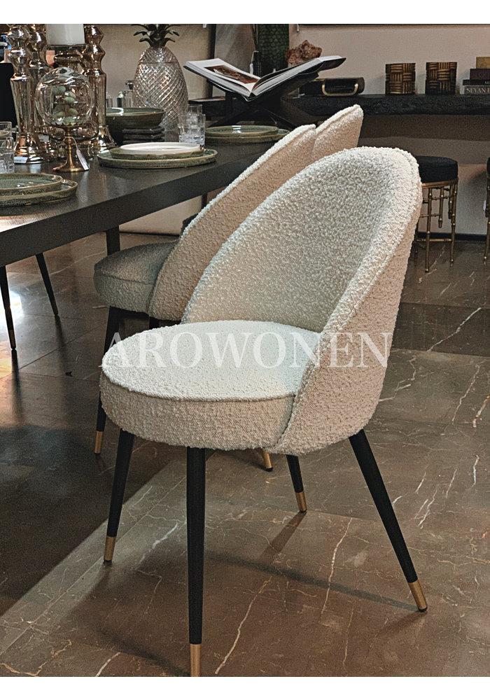 Chaise de salle à manger - Mr. Woolen