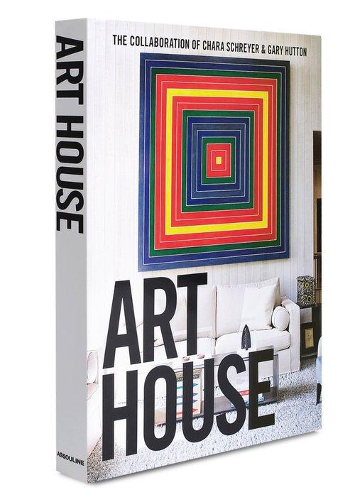 ✩ Boek - Art House