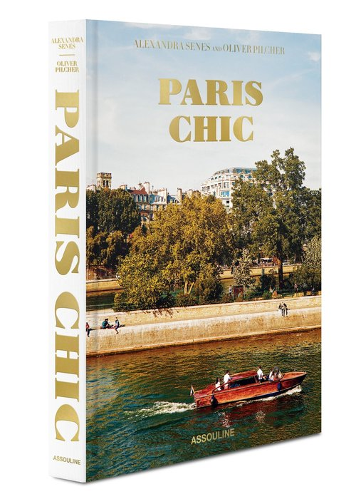 Assouline Paris Chic