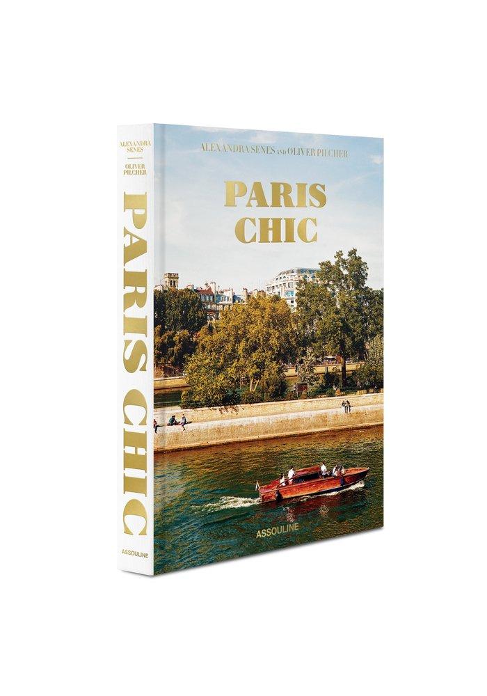 Boek - Paris Chic
