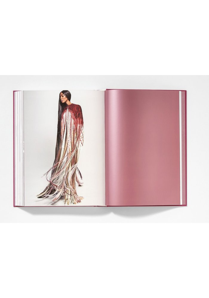 Boek - Naomi Campbell. Updated Edition