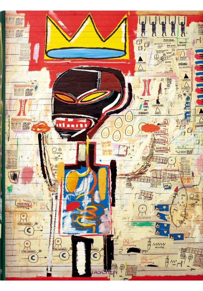 Jean-Michel Basquiat - Hans Werner Holzwarth