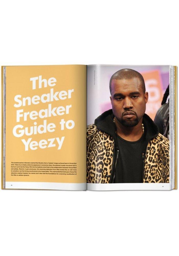 Boek - Sneaker Freaker. The Ultimate Sneaker Book!