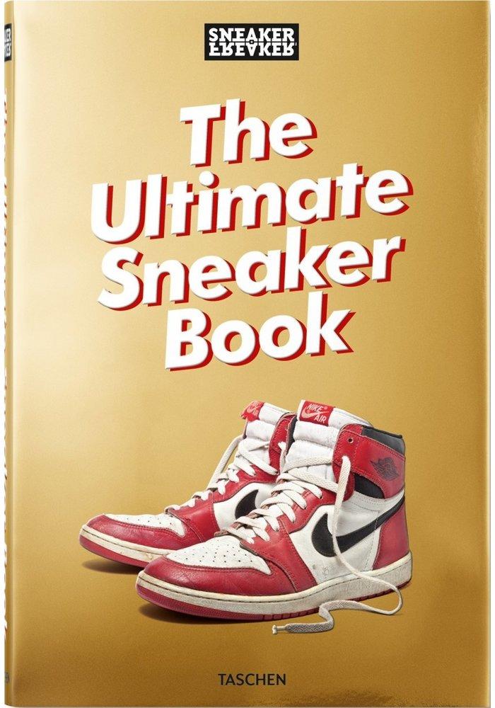 Book - Sneaker Freaker. The Ultimate Sneaker Book!