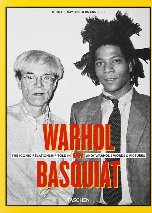 ✩ Boek - Warhol on Basquiat