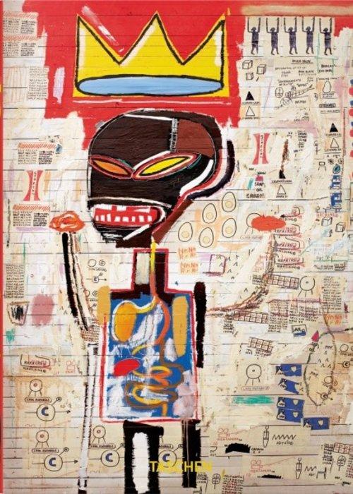✩ Boek - Basquiat - 40