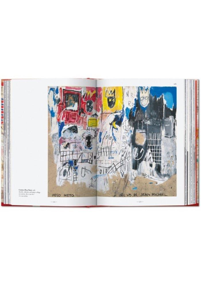 Boek - Basquiat - 40