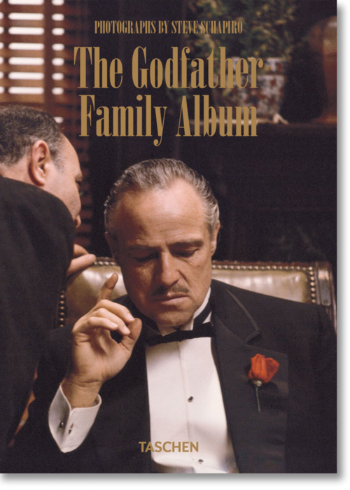 Book - The Godfather Family Album