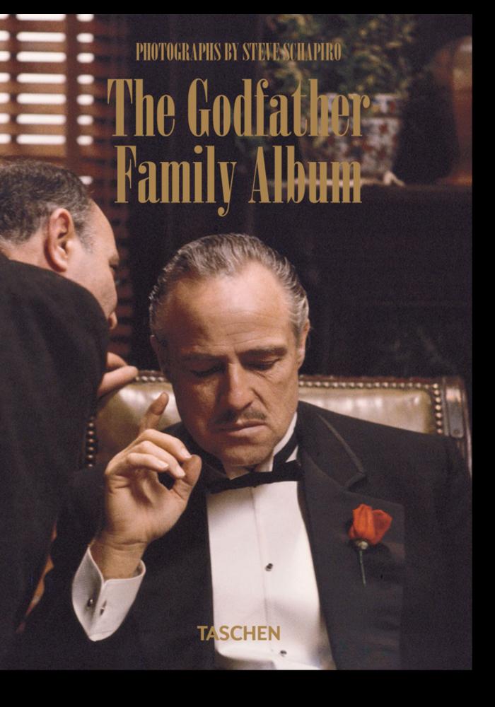 Boek - The Godfather Family Album – 40th Anniversary Edition