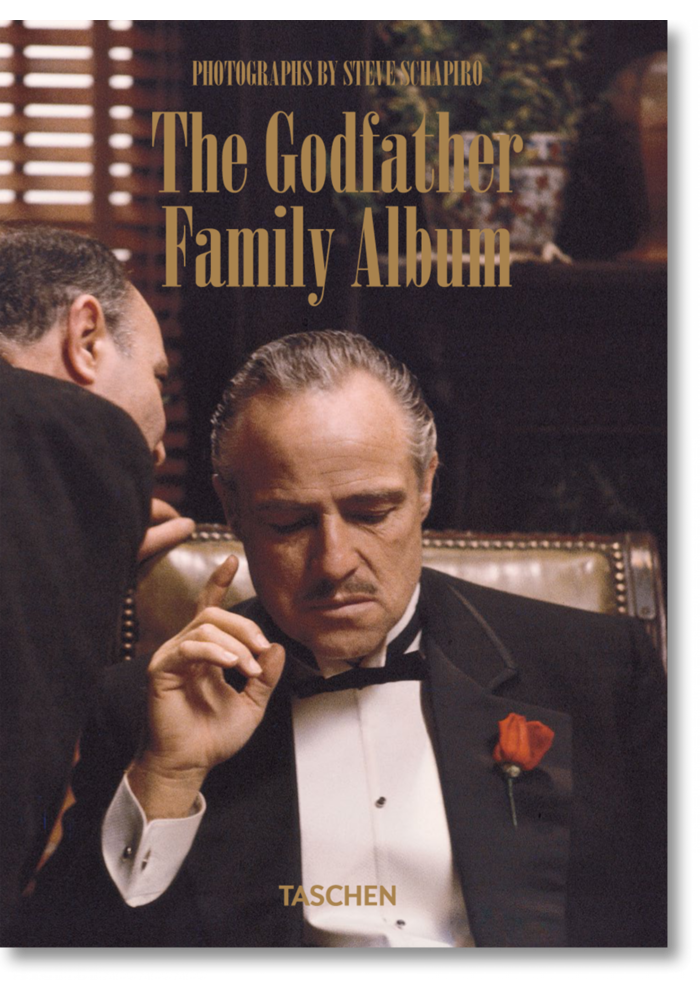 Book - The Godfather Family Album – 40th Anniversary Edition