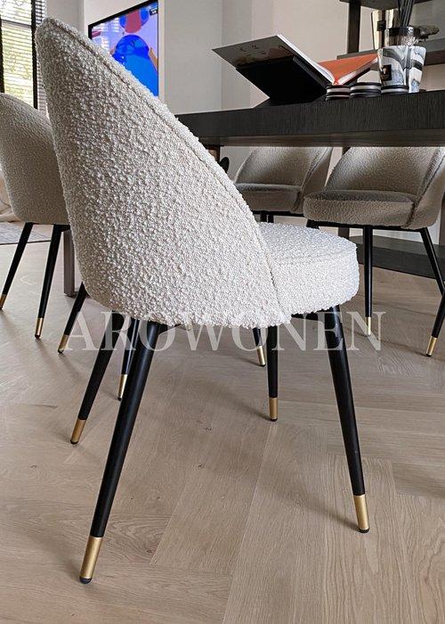 PRE-ORDER - Chaise de salle à manger - Mr. Woolen
