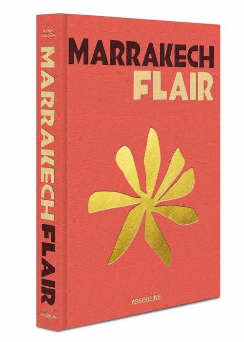 Livre - Marrakech Flair