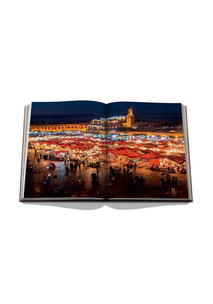 Book - Marrakech Flair