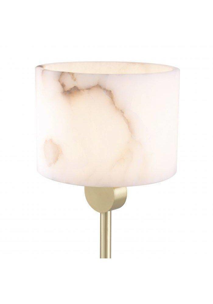 Floor lamp- Marble atmosphere