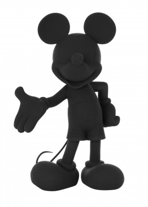 Mickey Mouse -  Matt black
