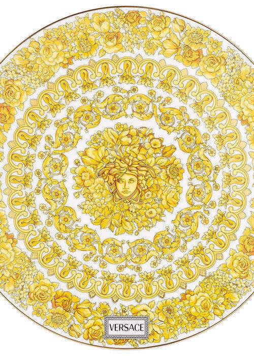 Versace Medusa - Plate 33 cm