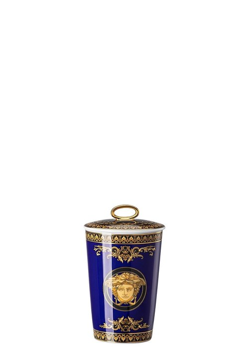 Versace Medusa blue - Scented candle