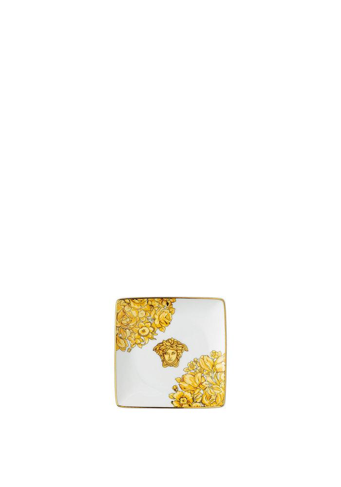 Versace Medusa Rhapsody -  Square plate 12 cm